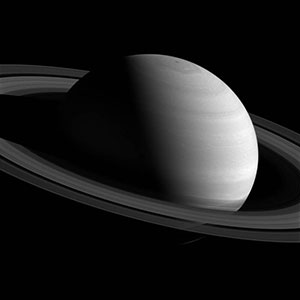 NASA photo of Saturn North Pole. On June 1, Saturn will be closer to the earth than it has been in 10,000 years...